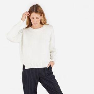 Everlane Chunky Cotton Sweater